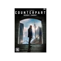 Counterpart - Seizoen 1, (DVD)