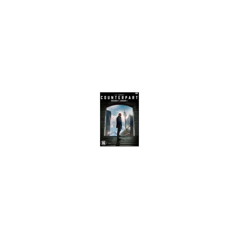 Counterpart - Seizoen 1, (DVD) DVDNL