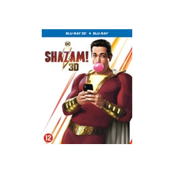 Shazam! (3D), (Blu-Ray)