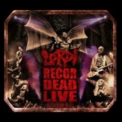 RECORDEAD LIVE.. -BR+CD-