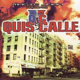 MAGIC JUAN PRESENTS:.. .. QUISCALLE Audio CD, V/A, CD
