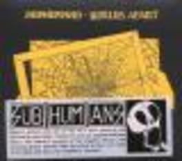 WORLDS APART Audio CD, SUBHUMANS, CD