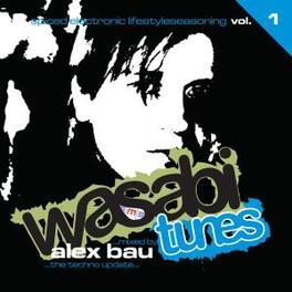 WASABI TUNES VOL.1 MIXED BY ALEX BAU/W:BRIAN FFAR/SHIBUKA/IDE B/&MANY MORE Audio CD, V/A, CD