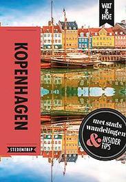 Kopenhagen. Stedentrip en Hoogtepunten, Wat & Hoe Stedentrip, Paperback