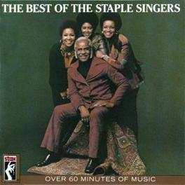 BEST OF Audio CD, STAPLE SINGERS, CD