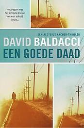 Een goede daad David Baldacci, Paperback