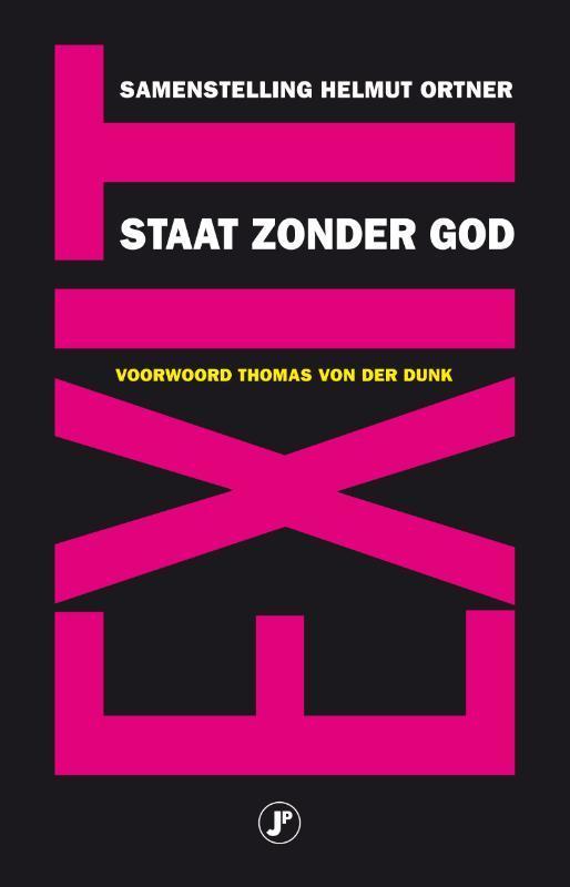 Staat zonder god. Ortner, Helmut, Paperback