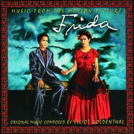FRIDA MUSIC BY ELLIOTT GOLDENTHAL, FT. CAETANO VELOSO Music from the Motion Picture, OST, CD