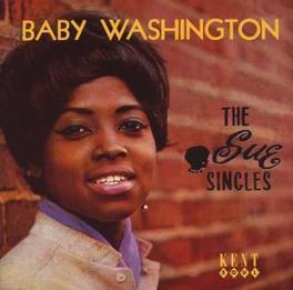 SUE SINGLES Audio CD, BABY WASHINGTON, CD