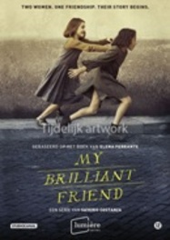 My brillant friend - Seizoen 1, (DVD) DVDNL
