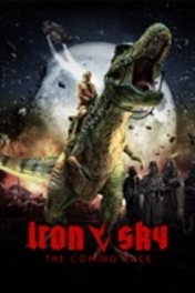 Iron sky - The coming race (NL-only), (DVD) DVDNL