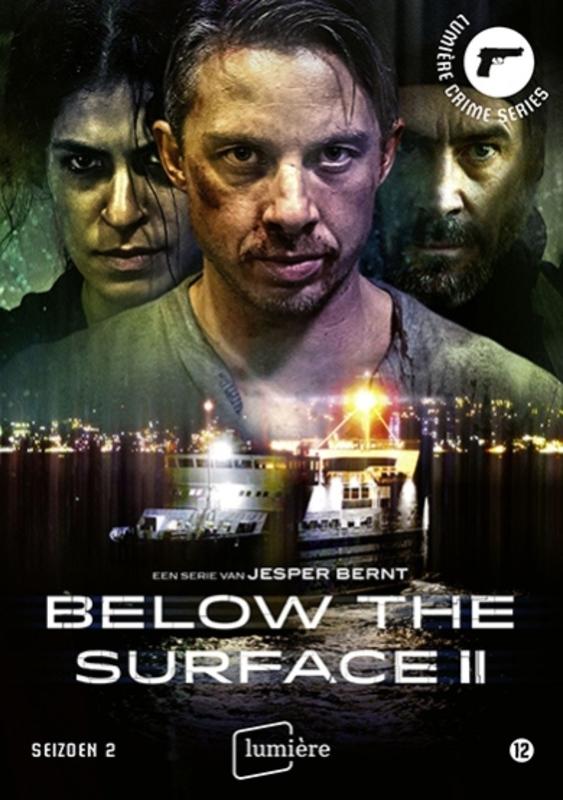 Below the surface - Seizoen 2, (DVD) DVDNL