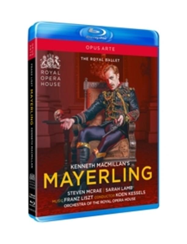 Royal Opera House Ballet & Orchestr - Kenneth Macmillans Mayerling, (Blu-Ray) Blu-Ray