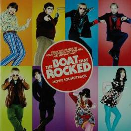 BOAT THAT ROCKED Audio CD, OST, CD