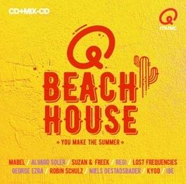 Q BEACH HOUSE 2019 V/A, CD
