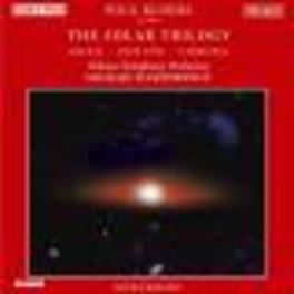 SOLAR TRILOGY ODENSE SYMPHONY ORCH RUDERS, CD