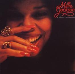 A MOMENT'S PLEASURE Audio CD, MILLIE JACKSON, CD