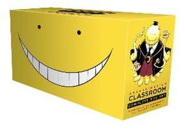 Assassination Classroom Complete Box Set Yusei Matsui, Paperback