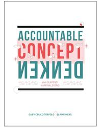 Accountable conceptdenken