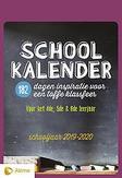 Schoolkalender schooljaar...