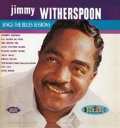 SINGS THE BLUES SESSIONS Audio CD, JIMMY WITHERSPOON, CD