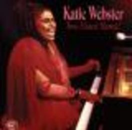 TWO-FISTED MAMA Audio CD, KATIE WEBSTER, CD