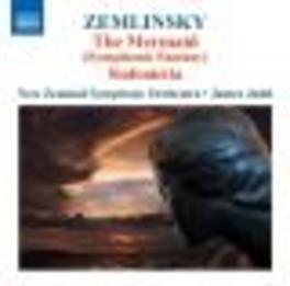 MERMAID NEW ZEALAND S.O./JAMES JUDD Audio CD, A. ZEMLINSKY, CD