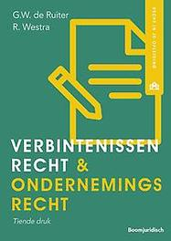 Verbintenissenrecht & ondernemingsrecht Westra, Robert, Paperback