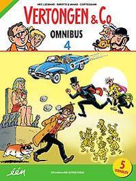 Omnibus 4 VERTONGEN & CO OMNIBUS, Leemans, Hec, Paperback