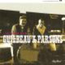 LOUISIANA RAIN 25 TR. FROM 1967, W/ GENE PARSONS (BYRDS) Audio CD, GUILBEAU & PARSONS, CD