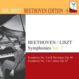 SYMPHONIES VOL.2 IDIL BIRET Audio CD, L. VAN BEETHOVEN, CD