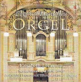 PROPTER HOMINES ORGEL ELISABETH ULLMANN M.E. BOSSI, CD