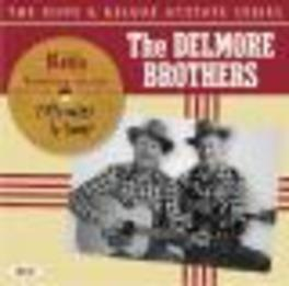 FIFTY MILES TO TRAVEL KING ACETATES RESTORED Audio CD, DELMORE BROTHERS, CD