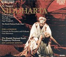 SIDDHARTA LATHAM-KOENIG/ANDERSEN/GUILLAUME P. NORGARD, CD