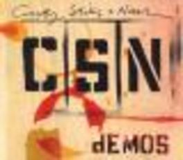 DEMOS Audio CD, CROSBY, STILLS & NASH, CD