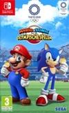 Mario & Sonic op de...