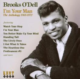 I'M YOUR MAN Audio CD, BROOKS O'DELL, CD