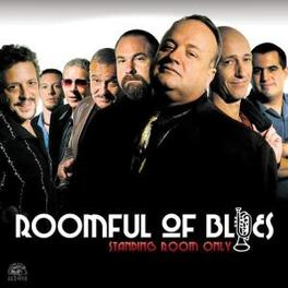 STANDING ROOM ONLY Audio CD, ROOMFUL OF BLUES, CD