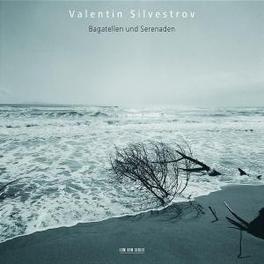 BAGATELLEN UND SERENADEN W/SILVESTROV, LUBIMOV, POPPEN Audio CD, V. SILVESTROV, CD