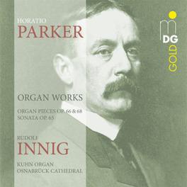 ORGAN WORKS RUDOLF INNIG @ OSNABRUCK CATHEDRAL H. PARKER, CD