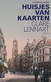 Huisjes van kaarten Lennart, Claire, Ebook