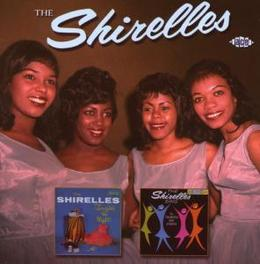 TONIGHT'S THE NIGHT/SING ..TO TRUMPETS & STRINGS, 2 ON 1 Audio CD, SHIRELLES, CD