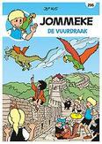 JOMMEKE 296. DE VUURDRAAK