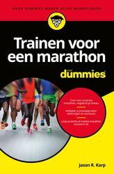 Trainen voor een marathon...
