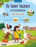 Ik leer lezen Stickerboek -...