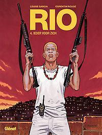 RIO 04. IEDER VOOR ZICH 4/4 RIO, Garcia, Louise, Paperback