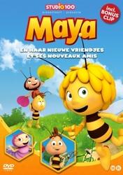 Maya - Maya En Haar Nieuwe Vrienden, (DVD)
