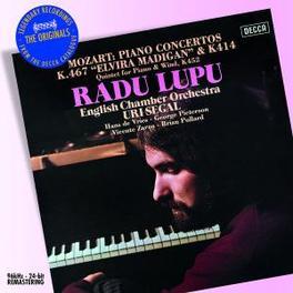PIANOCONCERT KV 467/414 LUPU Audio CD, W.A. MOZART, CD