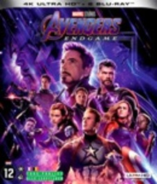 Avengers - Endgame, (Blu-Ray 4K Ultra HD) Blu-Ray