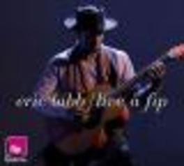 LIVE A FIP 2 CD, INCL. 20 MINUTE VIDEO ENHANCED MATERIAL Audio CD, ERIC BIBB, CD